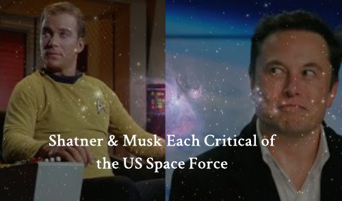 US Space Force Musk