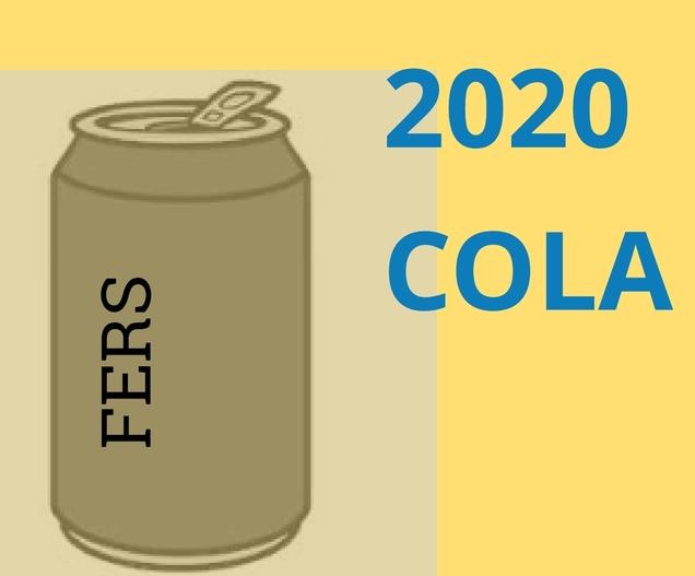 2020 COLA