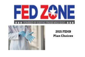 2021 FEHB Plan Choices