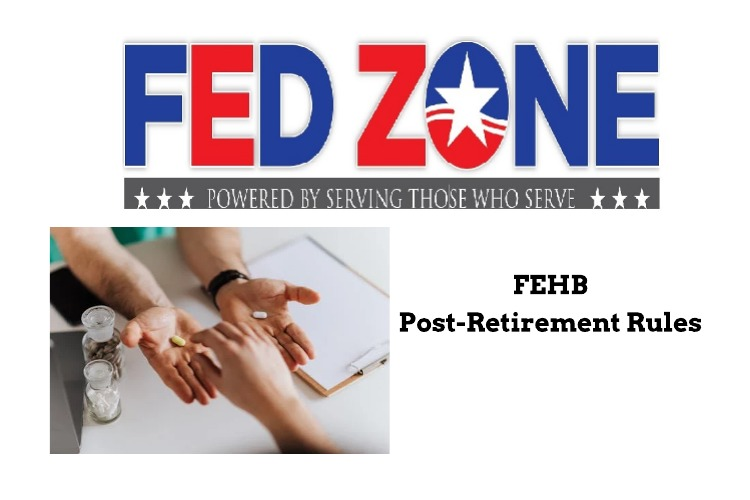 FEHB post retirement
