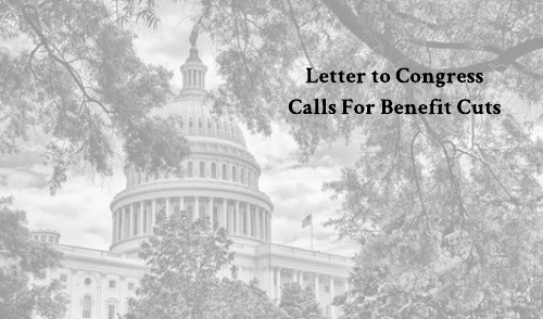 Letter to Congress