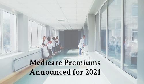 Medicare Premiums 2021