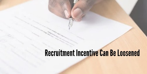 Federal Recruitment Incentives
