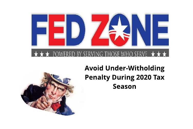 Under withholding penalty