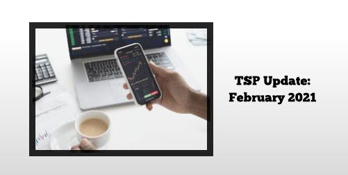 TSP Monthly Recap